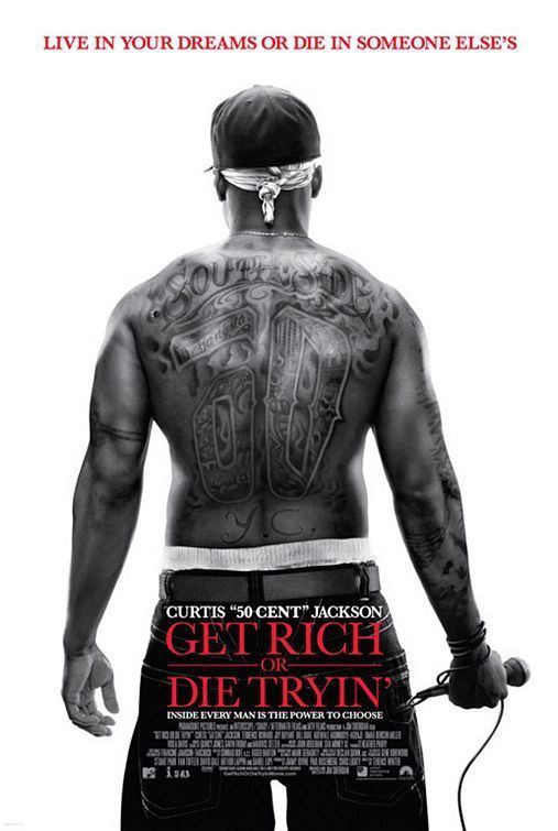 Get Rich or Die Tryin' (film) Score Get Rich Or Die Tryin unreleased Gavin Friday Official