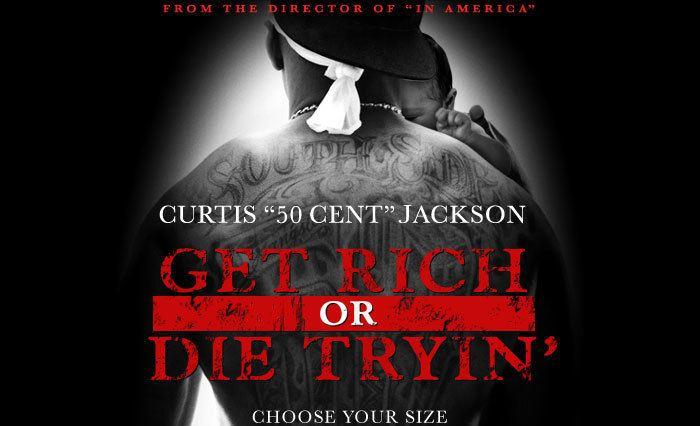Get Rich or Die Tryin' (film) Apple Trailers Get Rich Or Die Tryin Movie Staring 50 Cent