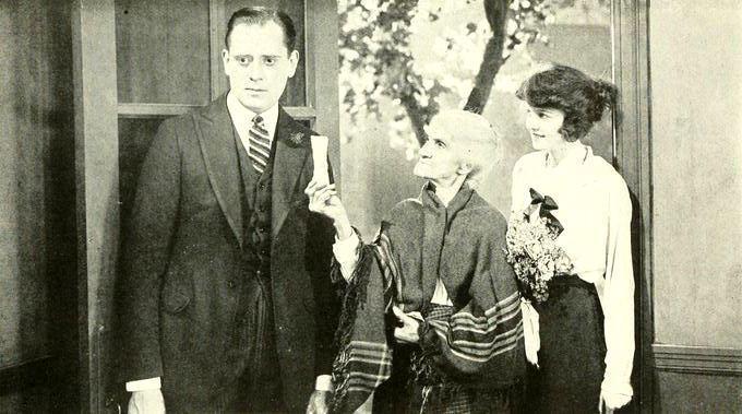 Get-Rich-Quick Wallingford (1921 film) GetRichQuick Wallingford 1921 film Wikipedia