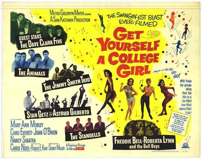 Get Yourself a College Girl Get Yourself a College Girl Submitted For Your Perusal