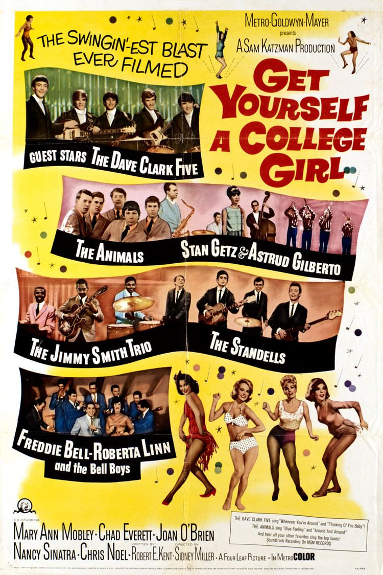 Get Yourself a College Girl wwwgstaticcomtvthumbmovieposters11101p11101