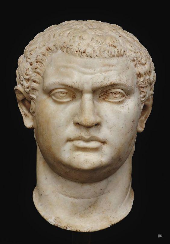 Geta (emperor) Presumed portrait head of the Roman emperor Geta brother to
