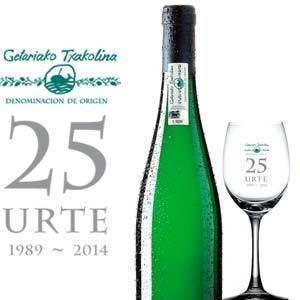 Getariako Txakolina Txakol de Getaria vino blanco con DO Getariako txakolina