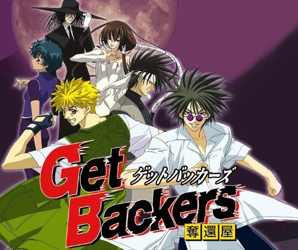GetBackers 1000 images about Get Backers on Pinterest Chibi Posts and