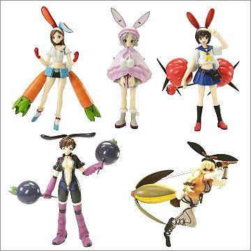 Getsumento Heiki Mina Yujin Getsumen To Heiki Mina Yayoi Miina My Anime Shelf