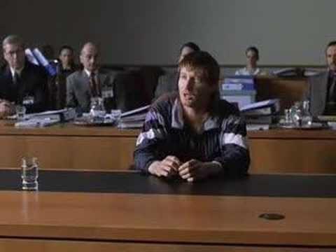 Gettin' Square Gettin Square Courtroom scene Part I YouTube