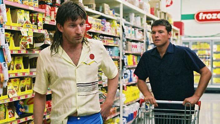 Gettin' Square David Wenham steals the film SBS Movies