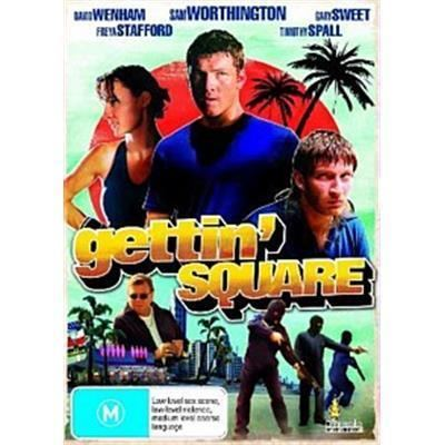Gettin' Square Gettin Square DVD JB HiFi