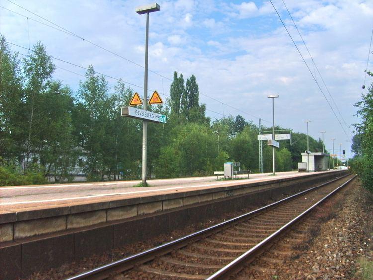 Gevelsberg West station