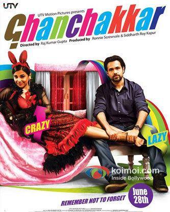 Ghanchakkar Review Koimoi