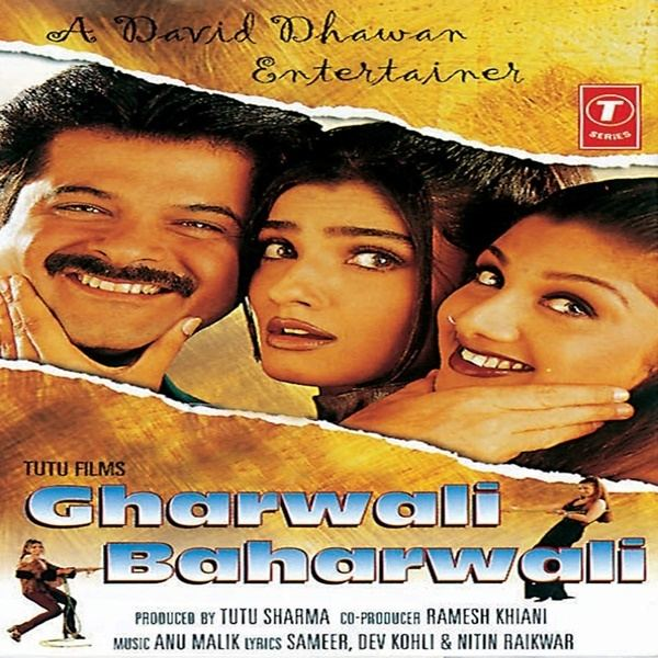 Gharwali Baharwali Movie Mp3 Songs 1998 Bollywood Music