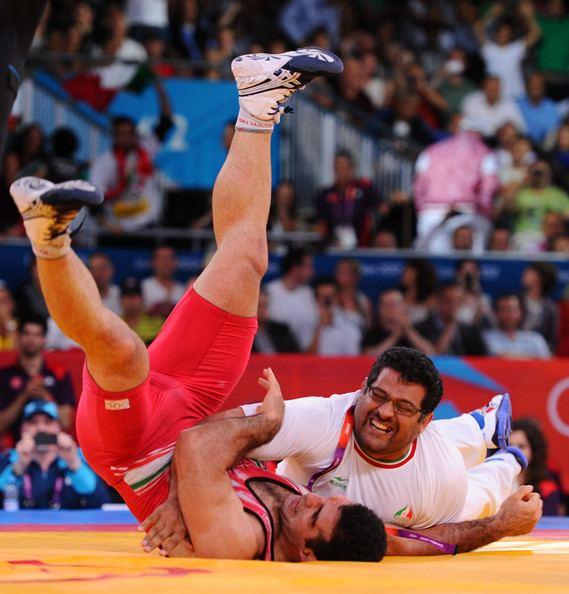 Ghasem Rezaei Rustam Totrov Pictures Olympics Day 11 Wrestling Zimbio