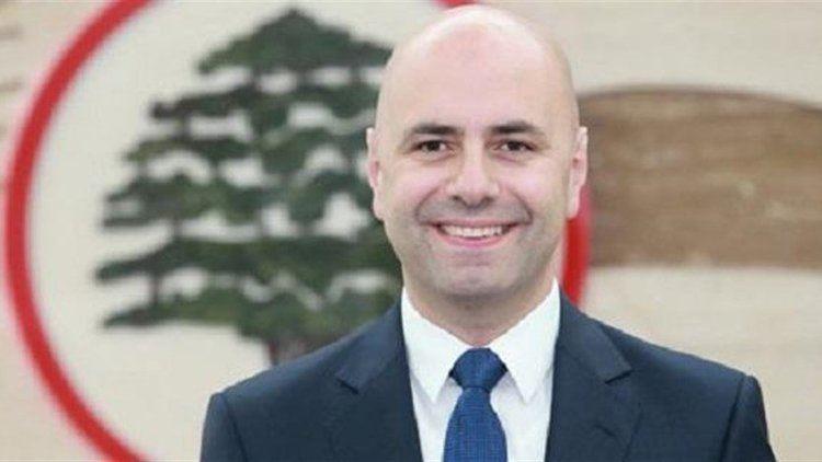 Ghassan Hasbani LBCI News Who is the new Minister of Health Ghassan Hasbani