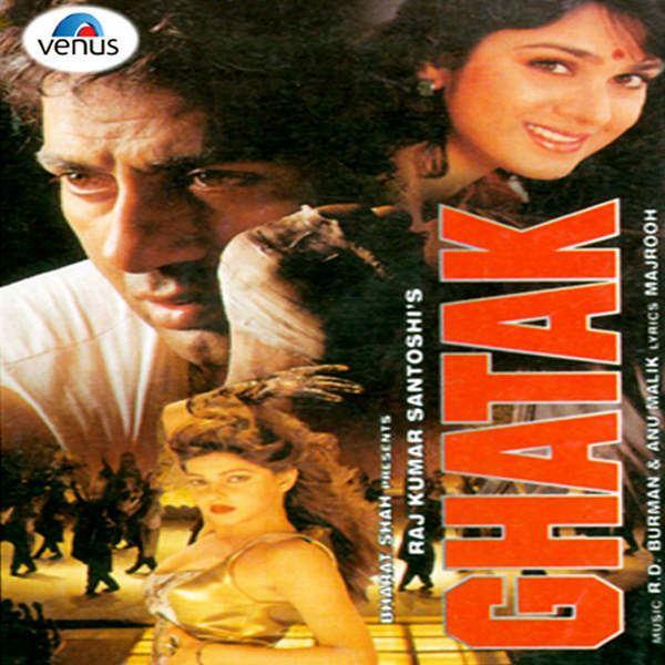 Ghatak Lethal Movie Mp3 Songs 1996 Bollywood Music