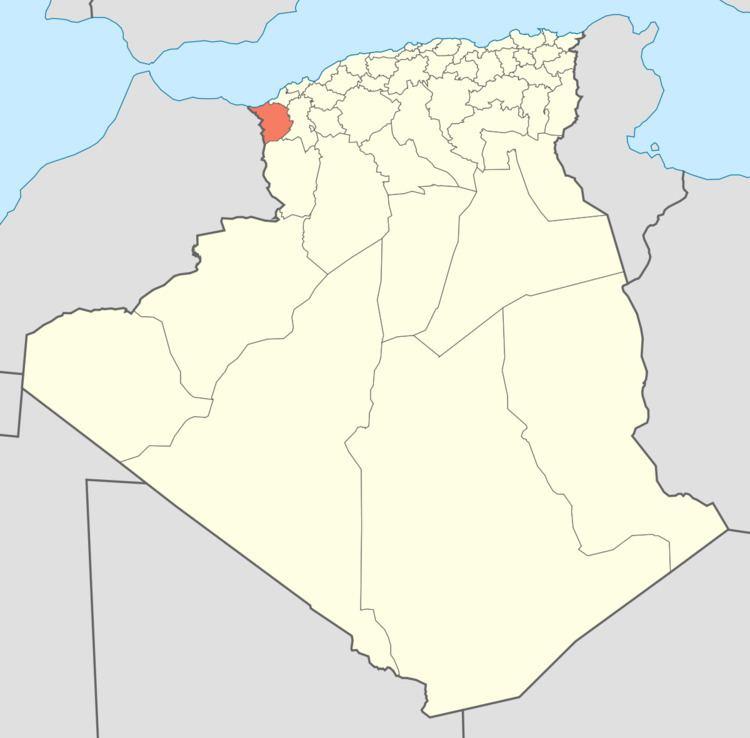Ghazaouet District