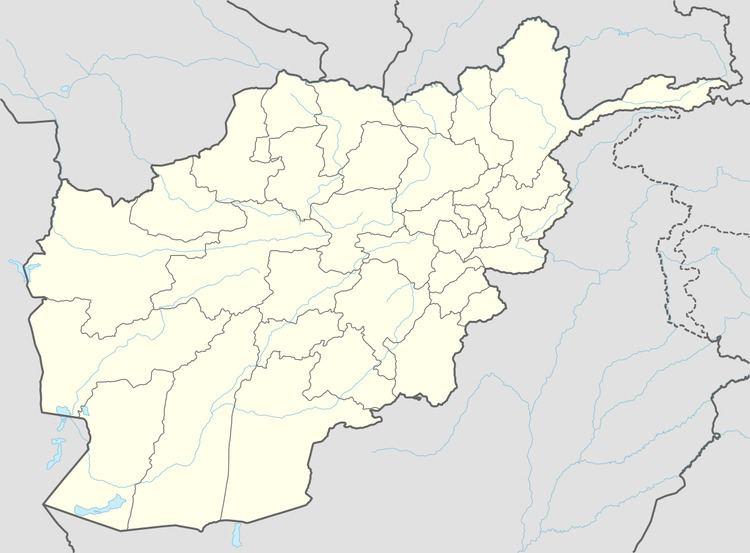 Ghazni Airport