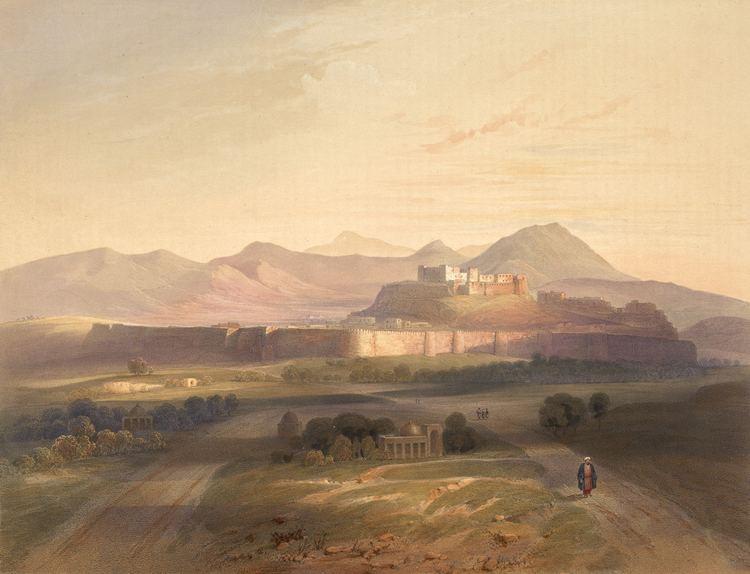 Ghazni in the past, History of Ghazni