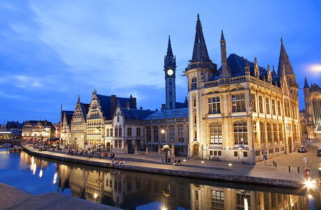 Ghent Tourist places in Ghent