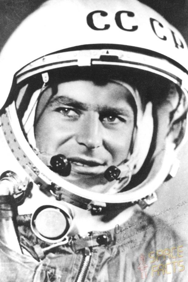 Gherman Titov Spaceflight mission report Vostok 2