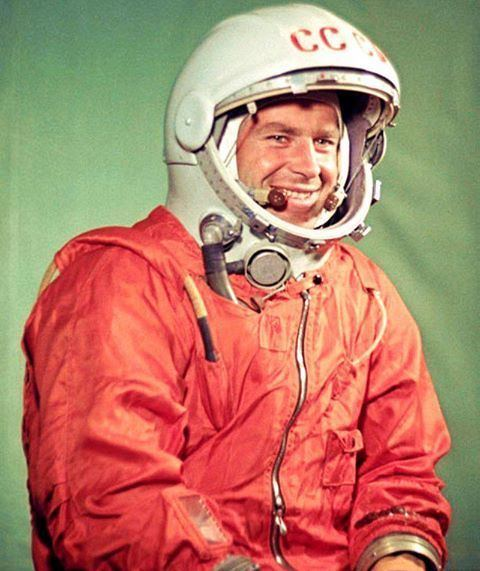 Gherman Titov Space Rocket History 28 Vostok 2 With Gherman Titov