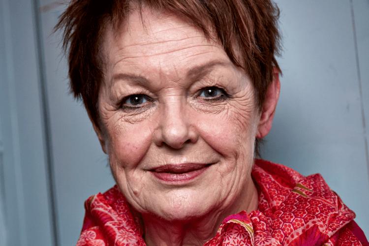 Ghita Nørby Ghita Nrby kommer til Grnland for frste gang SermitsiaqAG