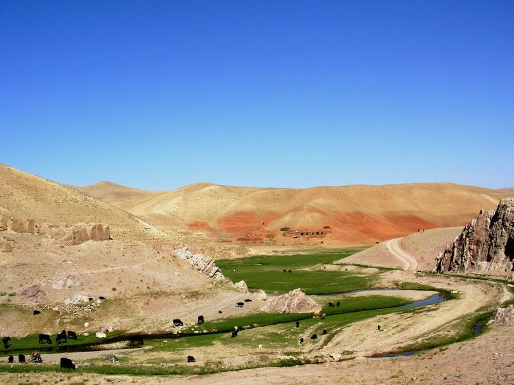 Ghor Province Beautiful Landscapes of Ghor Province