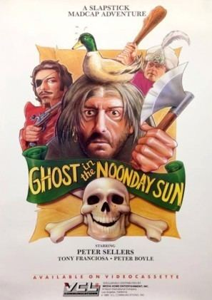 Ghost in the Noonday Sun 19671975 film blog No87 Peter Sellers GHOST IN THE NOONDAY