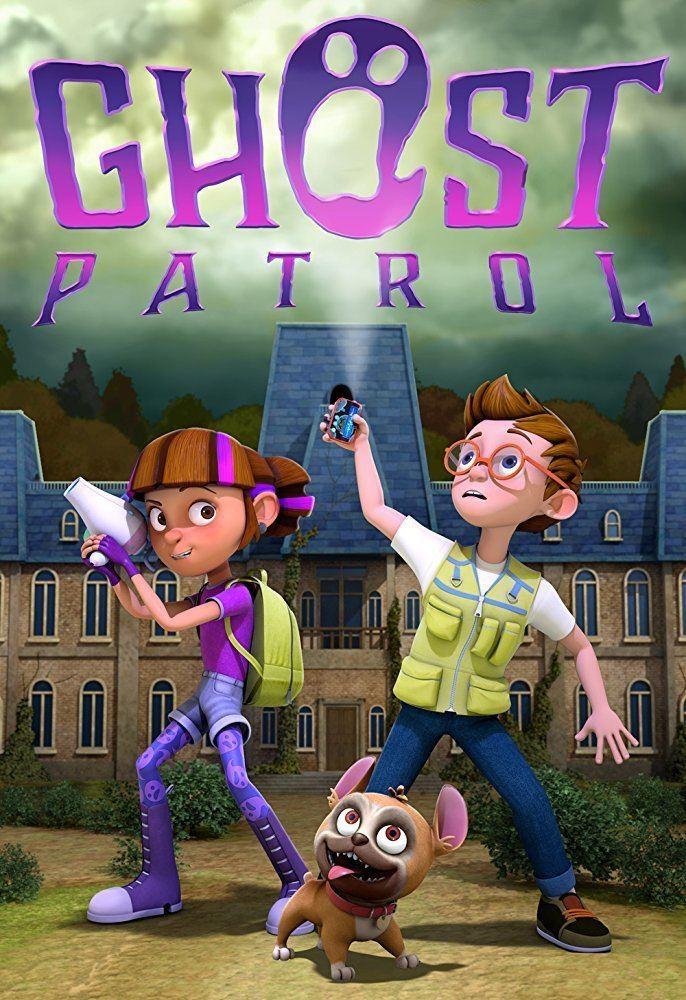 Ghost Patrol Ghost Patrol TV Movie 2016 IMDb