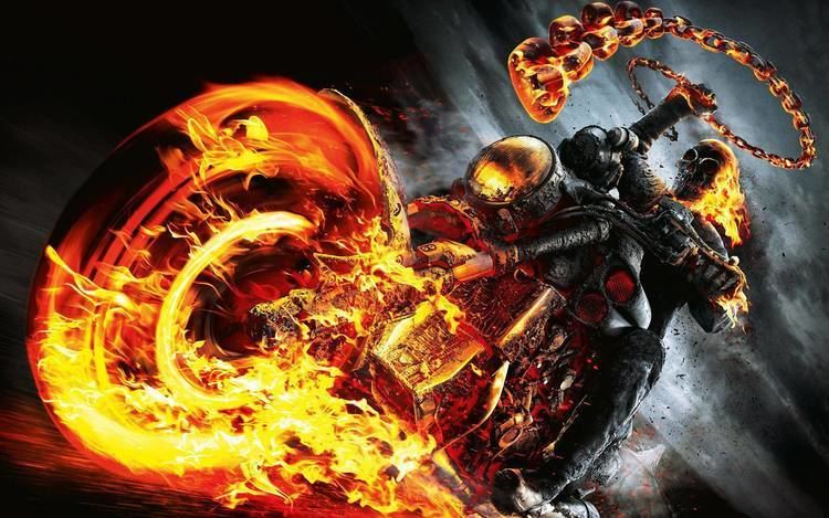 Ghost Rider A History of the Ghost Riders