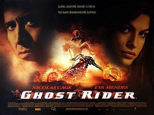 Ghost Rider (film) Movie Review GHOST RIDER 2007 AdventureAmigosnet