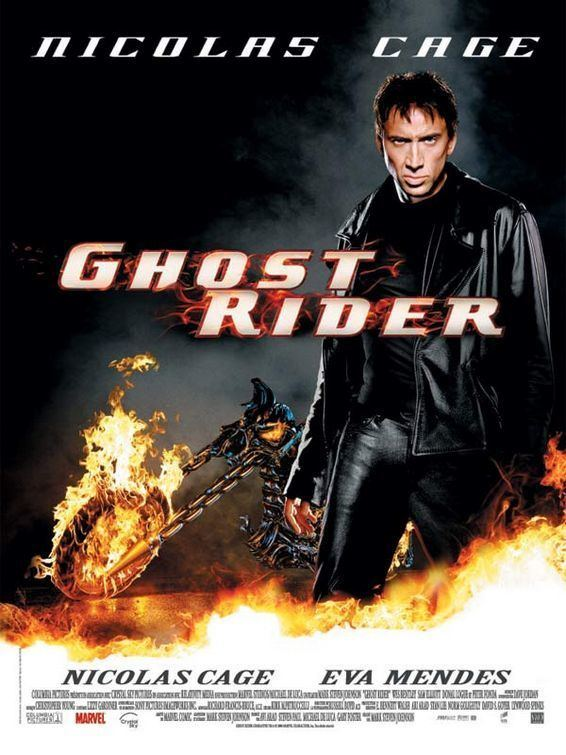 Ghost Rider (film) The SF Site Featured Review Ghost Rider