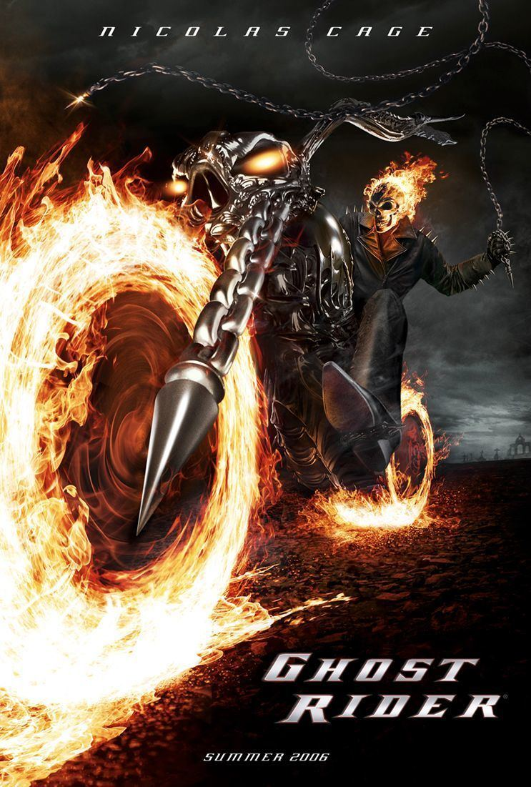 Ghost Rider (film) 1000 images about Ghost Rider on Pinterest Ghost rider marvel