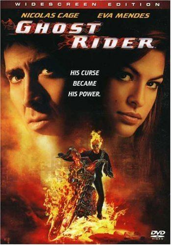 Ghost Rider (film) Amazoncom Ghost Rider Widescreen Edition Nicolas Cage Eva