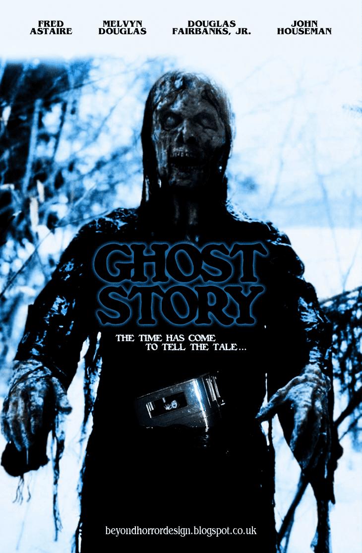 Ghost Story BEYOND HORROR DESIGN GHOST STORY John Irvin 1981