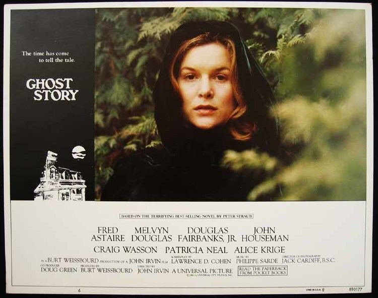 Ghost Story Ghost Story 1981 film mannys book of shadows