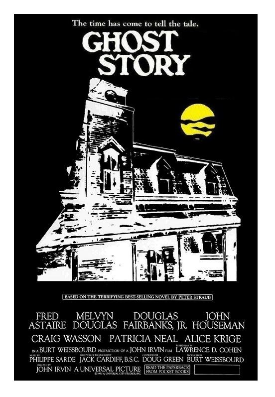 Ghost Story Ghost Story 1981 Diary of A Movie Maniac