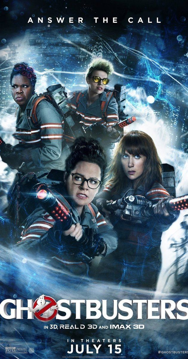 Ghostbusters (2016 film) Ghostbusters 2016 IMDb