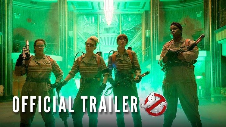 Ghostbusters (2016 film) GHOSTBUSTERS Official Trailer HD YouTube
