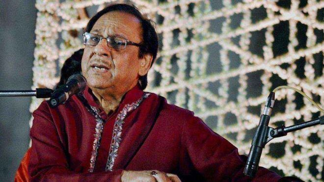 Ghulam Ali (singer) Pakistan singer Ghulam Ali39s India show cancelled after