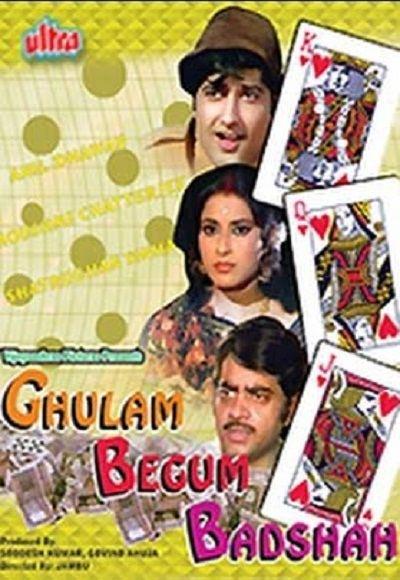 Ghulam Begam Badshah 1973 Full Movie Watch Online Free
