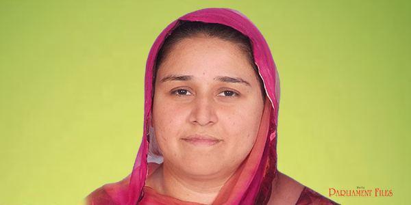 Ghulam Bibi Bharwana Ghulam Bibi Bharwana NA88 Parliament Files Pakistan
