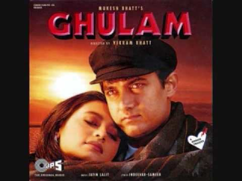 Ghulam (film) Ghulam Movie Intro Music YouTube