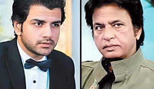 Ghulam Mohiuddin (actor) Ali Mohiuddin Following His Fathers Footstep Pakistan Media Updates