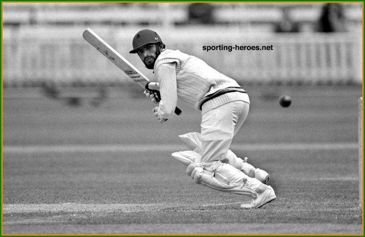 Ghulam Parkar (Cricketer)