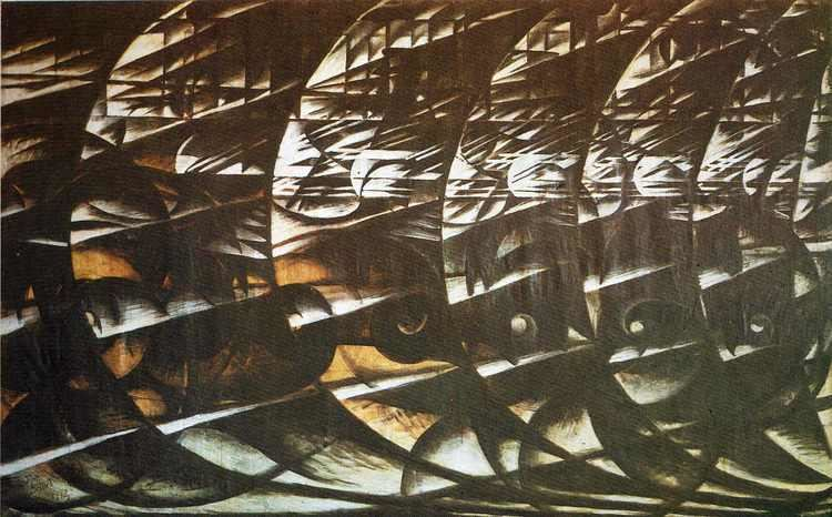 Giacomo Balla Abstract Speed Giacomo Balla WikiArtorg