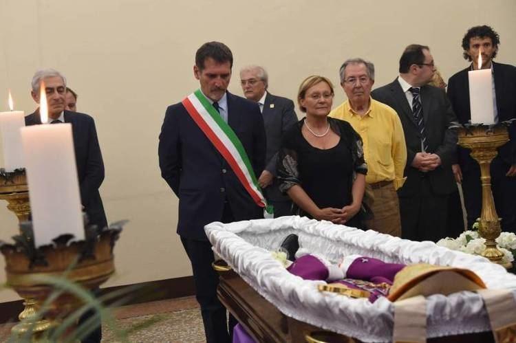 Giacomo Biffi Giacomo Biffi has lost the train THE ISLAND OF PATMOS