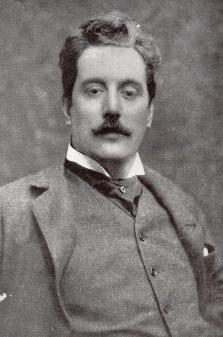 Giacomo Puccini httpsuploadwikimediaorgwikipediacommons99