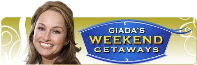 Giada's Weekend Getaways Giada39s Weekend Getaways Wikipedia