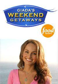 Giada's Weekend Getaways Food Network39s Giada39s Weelend Getaway at Santacaf
