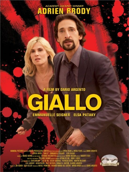 Giallo (film) Giallo 2009 REVIEW The Wolfman Cometh